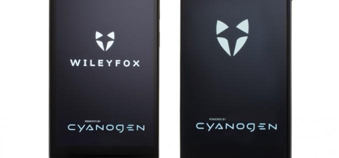 Wileyfox, el fabricante de smartphones con Cyanogen que sólo venderá online