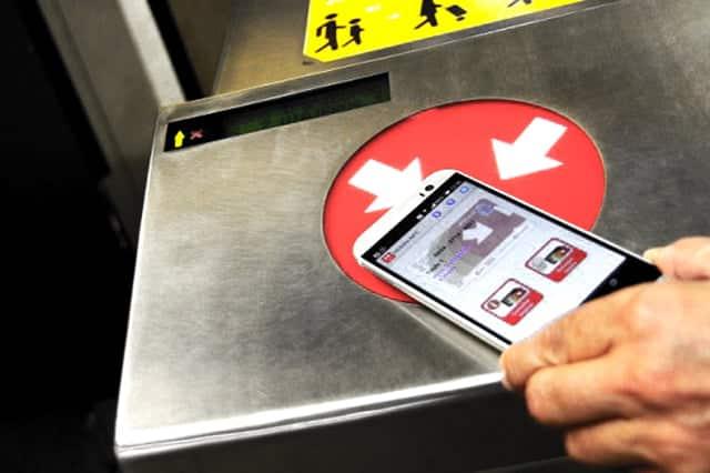 Vodafone Wallet como acceso al transporte público