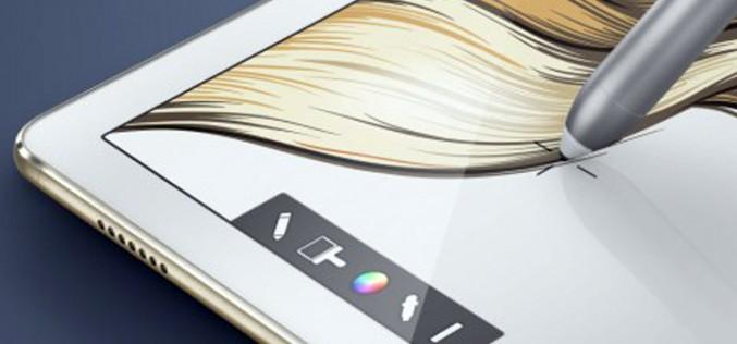 ¿Es un tablet? ¿Es un portátil? No, es el Huawei Matebook