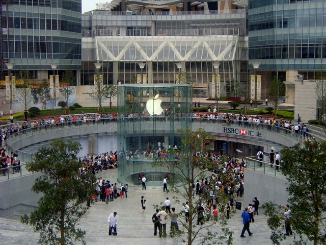 Colas Apple Store