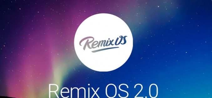Instala Remix OS en un pendrive y convierte tu PC en un sistema Android