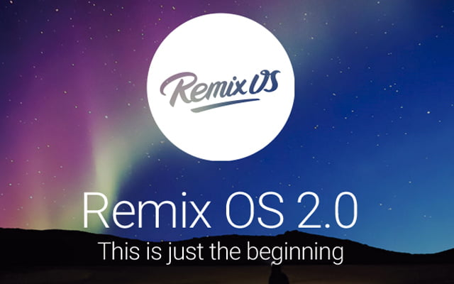 Remix OS sistema operativo Android