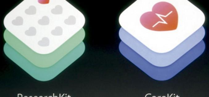 CareKit: Aplicaciones móviles para que nos cuide el iPhone
