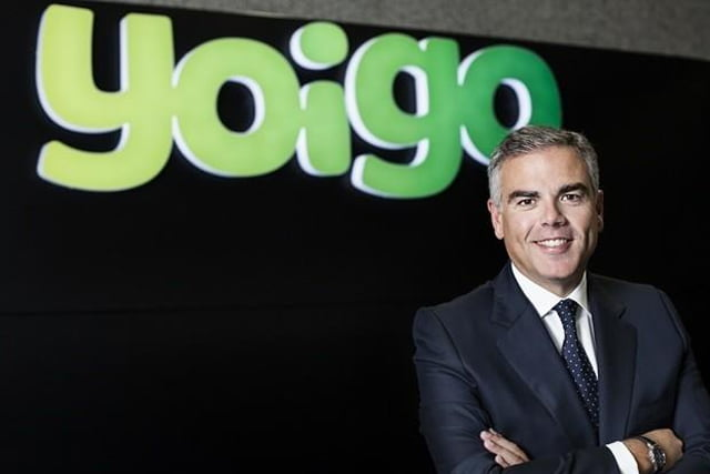 CEO de Yoigo