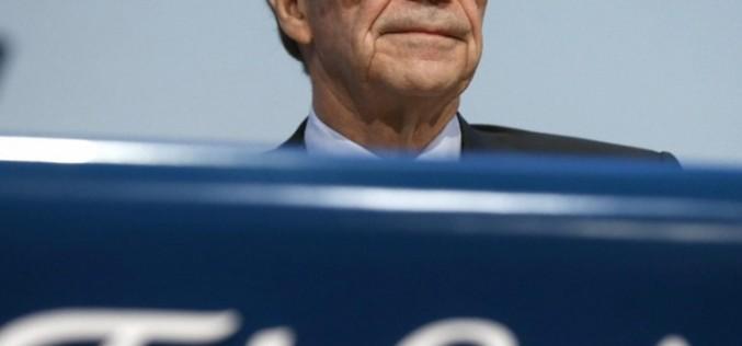 César Alierta dice adiós a la presidencia de Telefónica