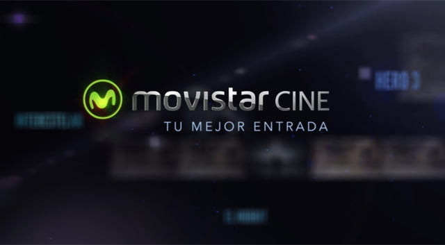 Cine y Series de Movistar