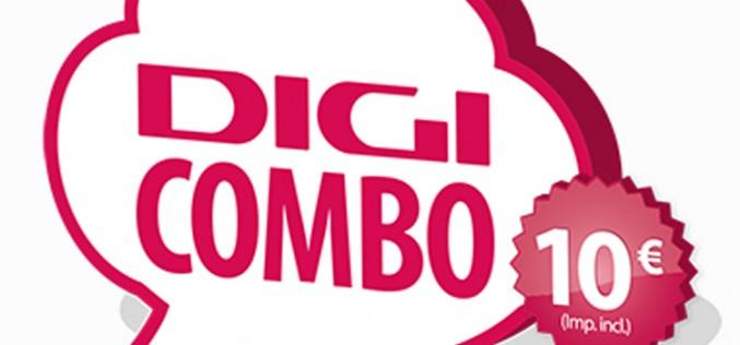 Nueva tarifa de DIGI mobil: 100 minutos y 1GB por 10 euros