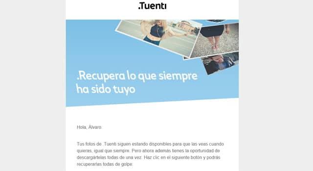 Fotos de Tuenti
