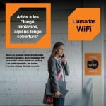 Llamadas WiFi de Orange