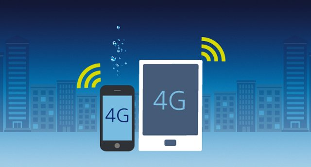 Mejores tarifas 4G