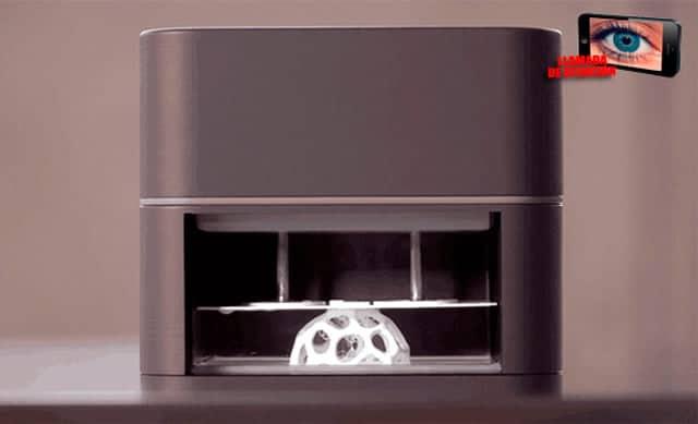 Olo convierte su móvil una impresora 3D