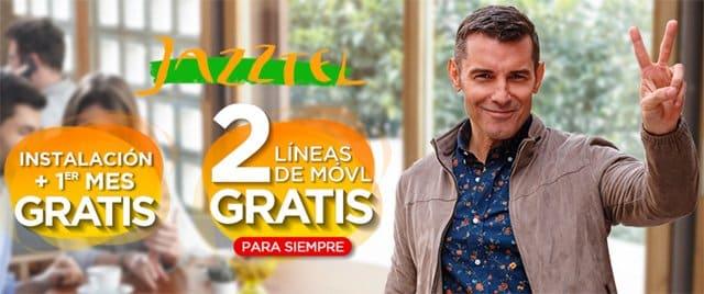 Pack Ahorro de Jazztel