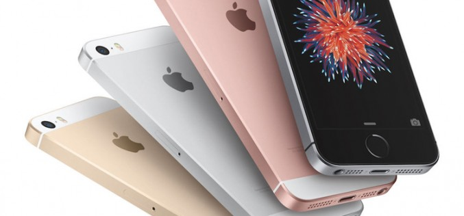 ¿Cuánto cuesta el iPhone SE con Movistar y Vodafone?