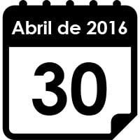 tarifas de roaming desde el 30 de abril de 2016