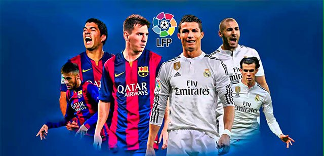 Canal BeIN Sports La Liga