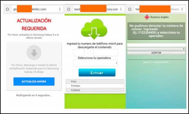 Fraude Videollamadas Whatsapp