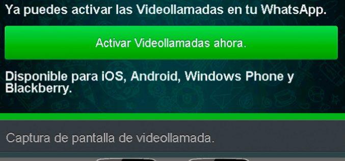 Nuevo fraude en WhatsApp: ¡No piques con las videollamadas!