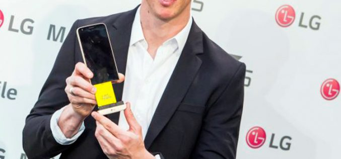 Fernando Torres apadrina el LG G5