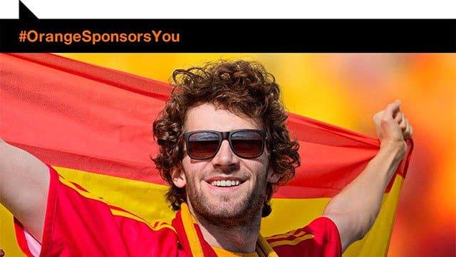Orange Sponsors You en España