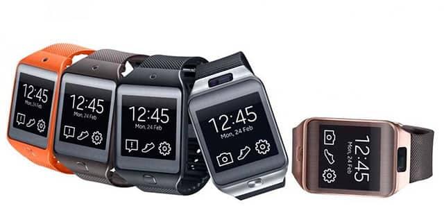 relojes Samsung Galaxy Gear 2