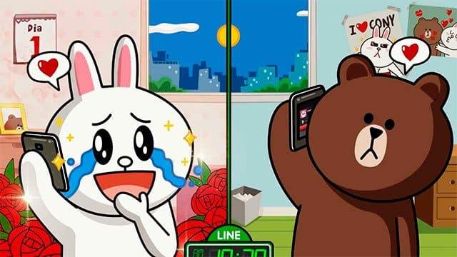 WhatsApp, Line y Telegram