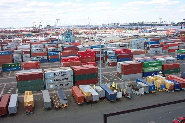 contenedores transporte