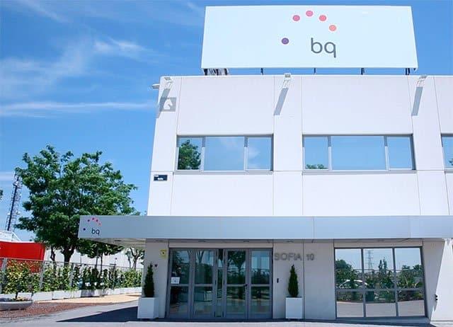 Edificio de bq en las Rozas (Madrid)