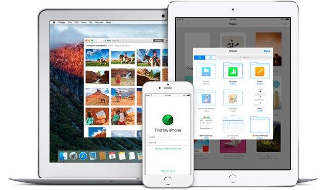 iCloud es muy útil si cuentas con varios dispositivos Apple