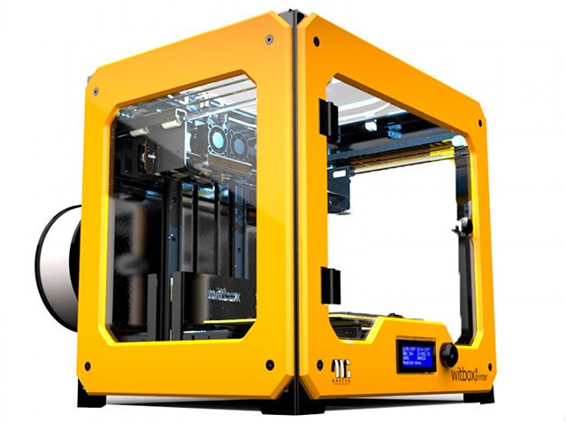 impresora 3D de Bq