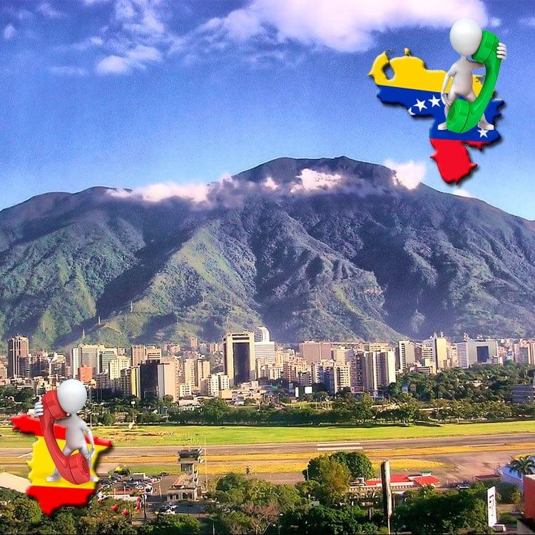 Llamar a Venezuela desde España