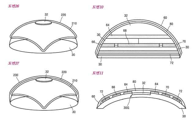 Samsung trabaja en unas lentes de contacto inteligentes