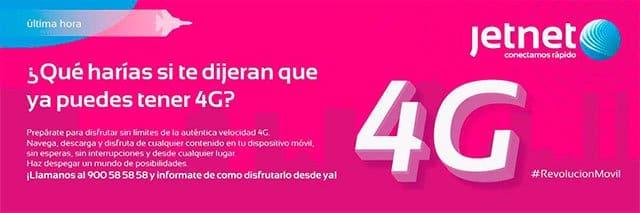 Jetnet 4G