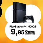 PS4 con tarifa Orange