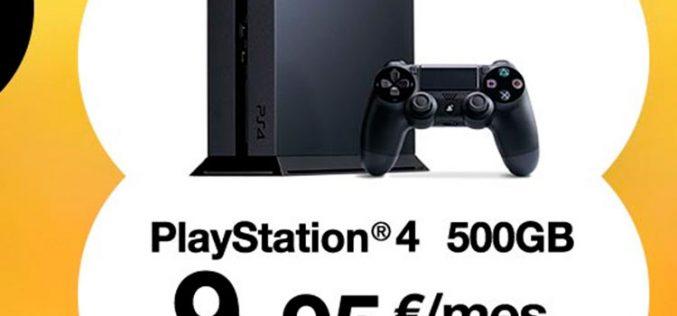 Orange incorpora la PlayStation 4 a su catálogo