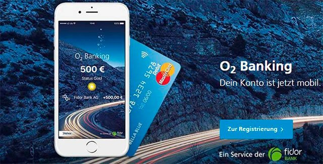 Telefonica O2 Banking