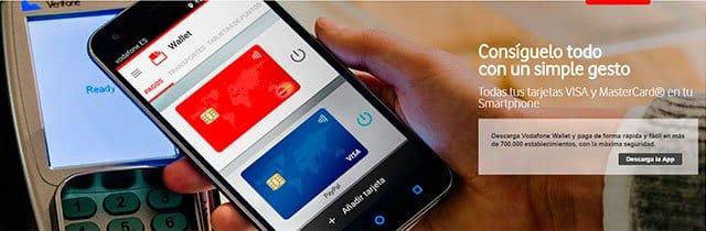 Vodafone Wallet
