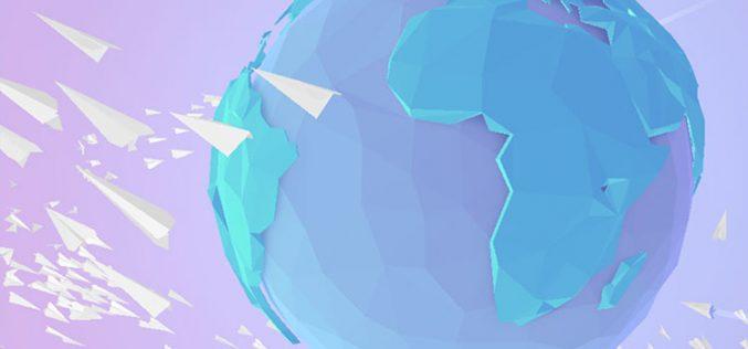 Google invita a lanzar aviones de papel desde el smartphone