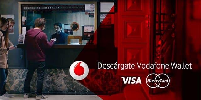 descuentos con Vodafone Wallet