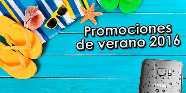 promociones de los operadores de telefonía para el verano de 2016