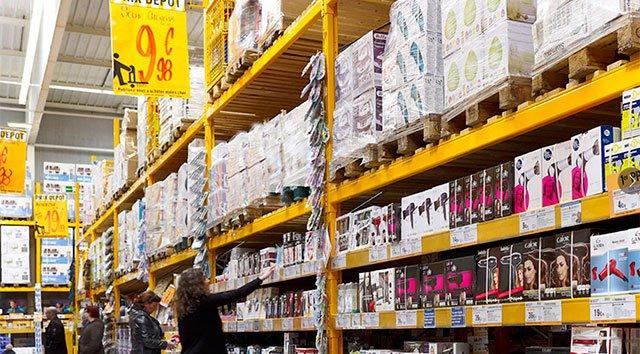 tienda Electro Depot en España