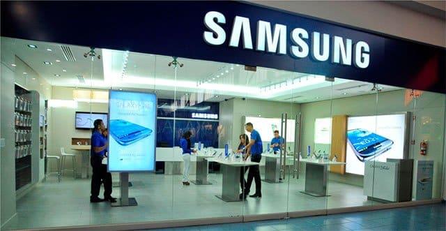 tienda Samsung