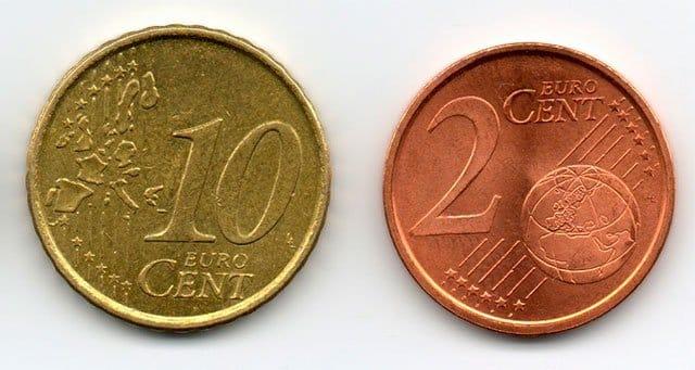 12 céntimos de euro