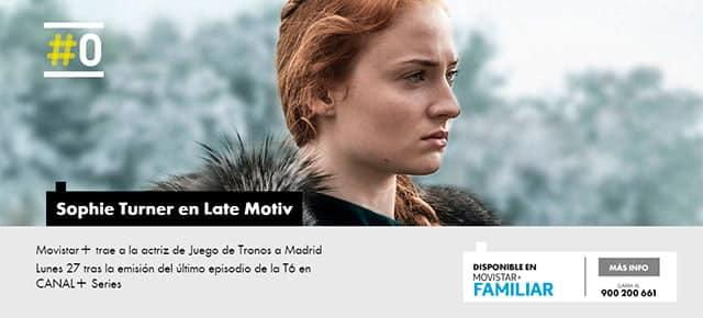 Canal #0 de Movistar TV