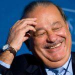 Carlos Slim, dueño de América Móvil (Telcel)
