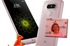 Orange vende este verano el LG G5 de color rosa en exclusiva