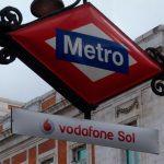 Estación de Vodafone Sol del Metro de Madrid