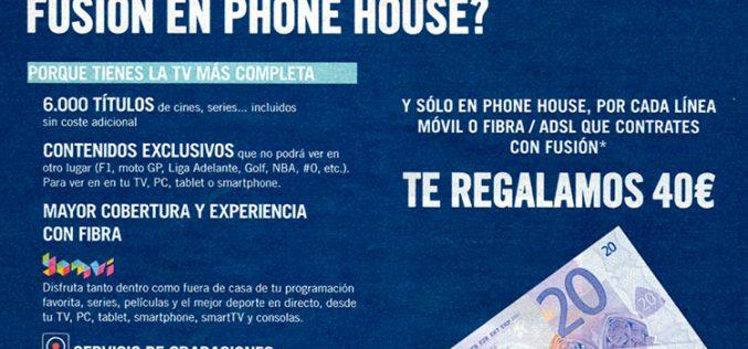 Phone House deja de comercializar Movistar y Tuenti en sus tiendas