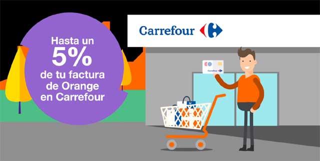 Ser de Orange y Club Carrefour