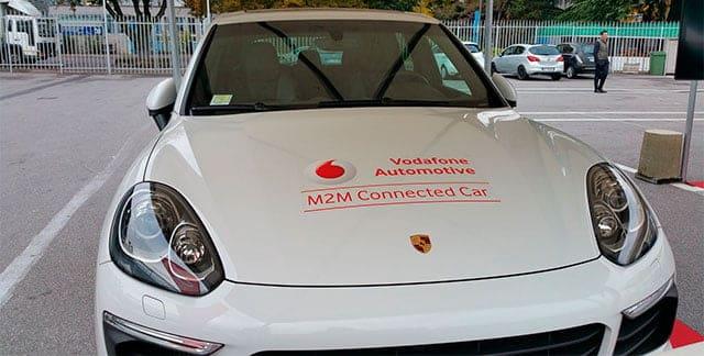 Vodafone Conected Car