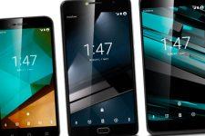 Vodafone renueva su familia de smartphones de marca blanca